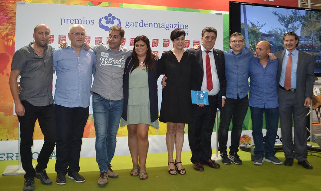 Aliatgrup monta un espectacular garden de 288 m2 en for Fronda majadahonda